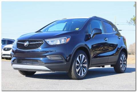 2021 Buick Encore for sale at STRICKLAND AUTO GROUP INC in Ahoskie NC