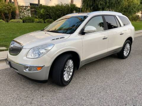 2009 Buick Enclave for sale at Donada  Group Inc in Arleta CA