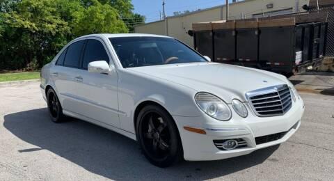 2009 Mercedes-Benz E-Class for sale at FINE AUTO XCHANGE in Oakland Park FL