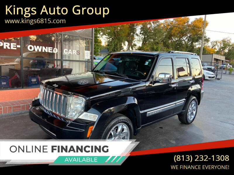 2012 Jeep Liberty for sale at Kings Auto Group in Tampa FL