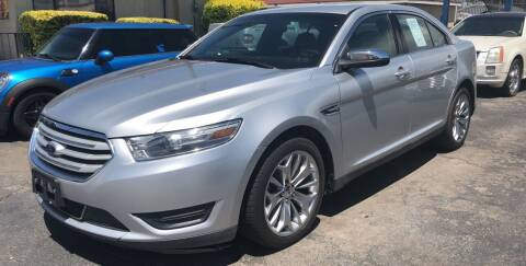 2013 Ford Taurus for sale at Robert B Gibson Auto Sales INC in Albuquerque NM