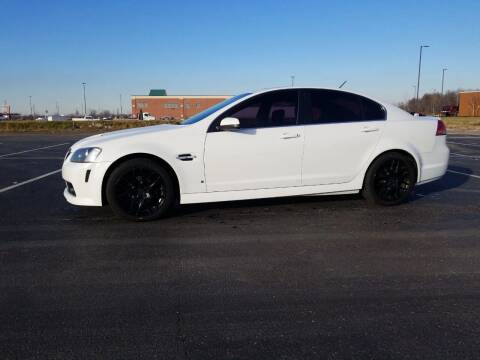 2009 Pontiac G8 for sale at CALDERONE CAR & TRUCK in Whiteland IN
