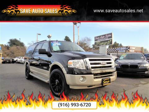 2007 Ford Expedition EL for sale at Save Auto Sales in Sacramento CA