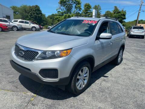 2011 Kia Sorento for sale at MBM Auto Sales and Service - MBM Auto Sales/Lot B in Hyannis MA