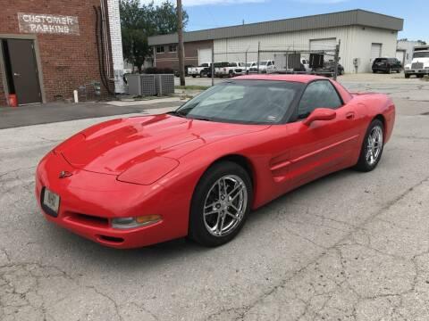1999 Chevrolet Corvette for sale at Kemper Motors Inc in Cameron MO