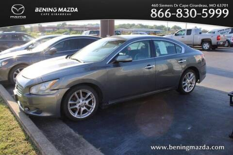 2011 Nissan Maxima for sale at Bening Mazda in Cape Girardeau MO