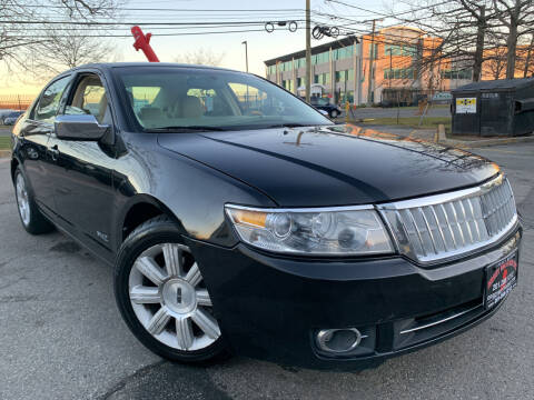 2009 Lincoln MKZ for sale at JerseyMotorsInc.com in Teterboro NJ