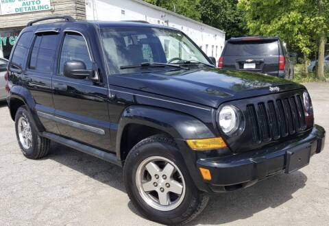 2005 Jeep Liberty for sale at Nile Auto in Columbus OH