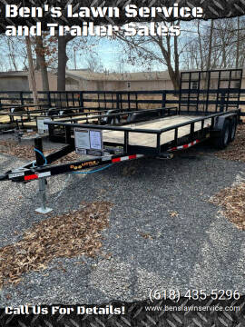 2020 Doolittle UT84X2010K for sale at Ben's Lawn Service and Trailer Sales in Benton IL