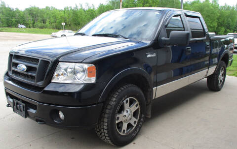 2008 Ford F-150 for sale at LOT OF DEALS, LLC in Oconto Falls WI