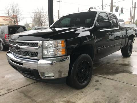 2013 Chevrolet Silverado 1500 for sale at Michael's Imports in Tallahassee FL