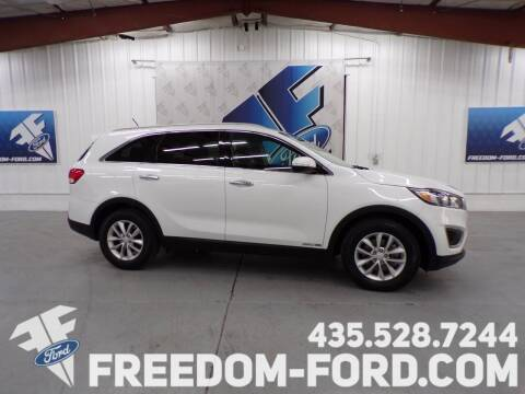 2017 Kia Sorento for sale at Freedom Ford Inc in Gunnison UT