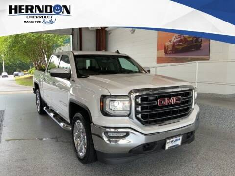 2017 GMC Sierra 1500 for sale at Herndon Chevrolet in Lexington SC