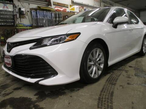 2018 Toyota Camry for sale at Percy Bailey Auto Sales Inc in Gardiner ME
