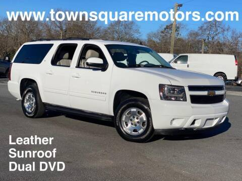2012 Chevrolet Suburban for sale at Town Square Motors in Lawrenceville GA