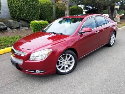 2010 Chevrolet Malibu for sale at SS MOTORS LLC in Edmonds WA