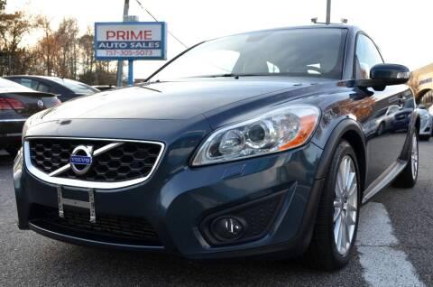 2011 Volvo C30 for sale at Prime Auto Sales LLC in Virginia Beach VA