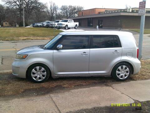 2008 Scion xB for sale at D & D Auto Sales in Topeka KS