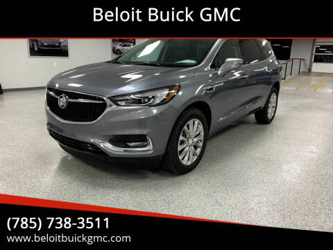 2021 Buick Enclave for sale at Beloit Buick GMC in Beloit KS