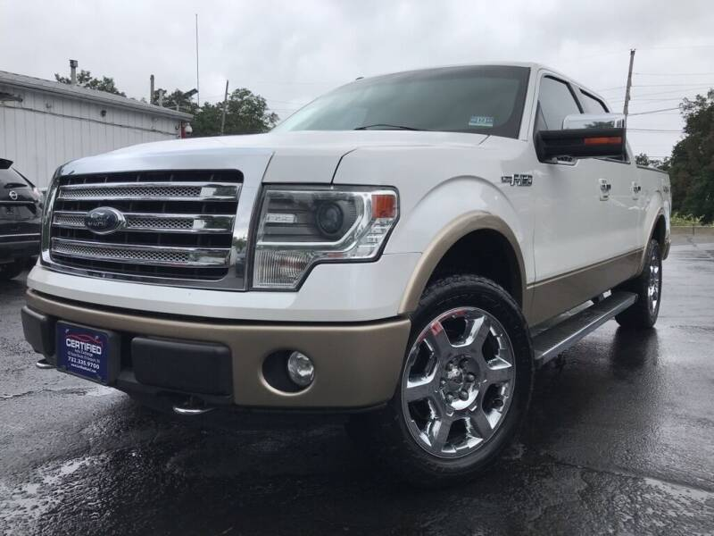 2014 Ford F-150 for sale at Certified Auto Exchange in Keyport NJ