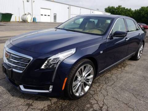 2018 Cadillac CT6 for sale at Art Hossler Auto Plaza Inc - Used Inventory in Canton IL