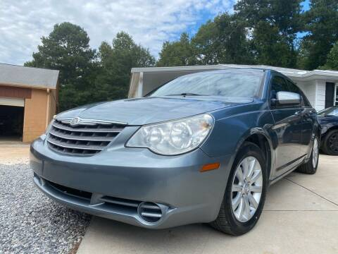 2010 Chrysler Sebring for sale at Efficiency Auto Buyers in Milton GA