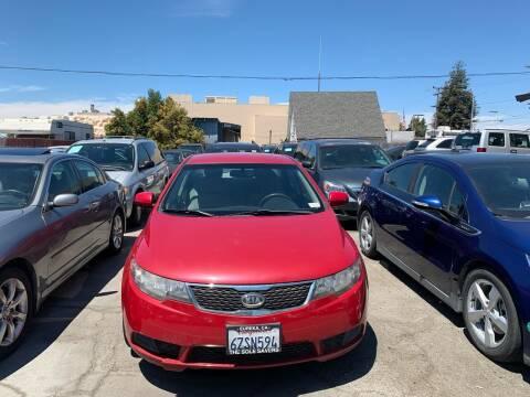 2013 Kia Forte for sale at Blue Eagle Motors in Fremont CA