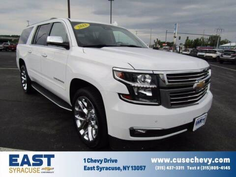 2018 Chevrolet Suburban for sale at East Syracuse Performance Sales & Service in Syracuse NY