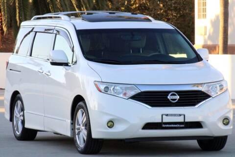 2011 Nissan Quest for sale at Euro Auto Sales in Santa Clara CA