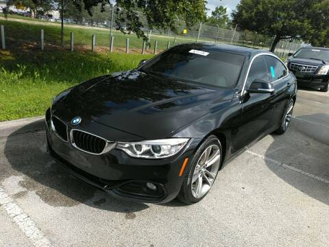 2016 BMW 4 Series for sale at LUXURY IMPORTS AUTO SALES INC in North Branch MN