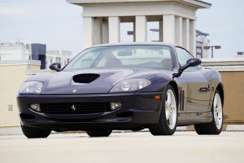 2001 Ferrari 550 for sale in Fort Lauderdale, FL