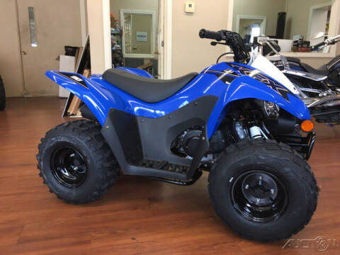 2021 Kawasaki KFX for sale at ROUTE 3A MOTORS INC in North Chelmsford MA