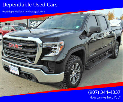 2020 GMC Sierra 1500 for sale at Dependable Used Cars in Anchorage AK