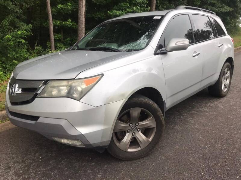 2007 Acura MDX for sale at Global Imports Auto Sales in Buford GA