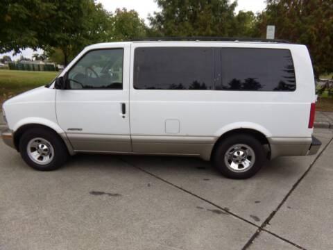 2001 Chevrolet Astro for sale at Signature Auto Sales in Bremerton WA