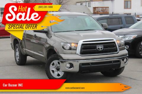 2013 Toyota Tundra for sale at Car Bazaar INC in Salt Lake City UT