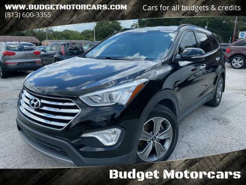 2014 Hyundai Santa Fe for sale at Budget Motorcars in Tampa FL