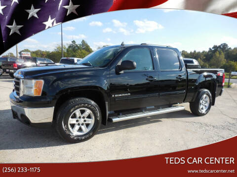 2008 GMC Sierra 1500 for sale at TEDS CAR CENTER in Athens AL