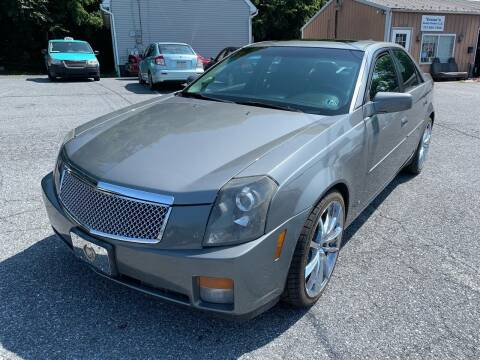 2006 Cadillac CTS for sale at YASSE'S AUTO SALES in Steelton PA