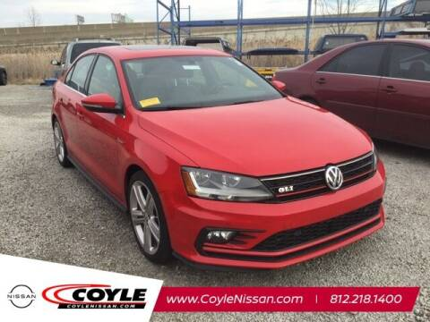 2017 Volkswagen Jetta for sale at COYLE GM - COYLE NISSAN - Coyle Nissan in Clarksville IN