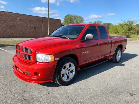 2004 Dodge Ram Pickup 1500 for sale at 5 Star Auto in Matthews NC