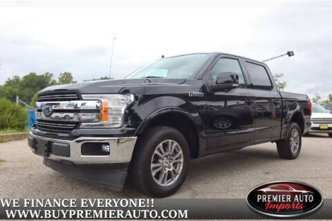 2020 Ford F-150 for sale at PREMIER AUTO IMPORTS - Temple Hills Location in Temple Hills MD
