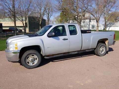 2013 Chevrolet Silverado 2500HD for sale at RLS Enterprises in Sioux Falls SD
