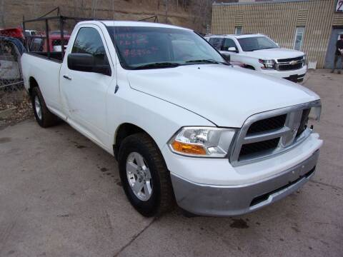 2011 RAM Ram Pickup 1500 for sale at Barney's Used Cars in Sioux Falls SD
