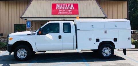 2012 Ford F-350 Super Duty for sale at Butler Enterprises in Savannah GA