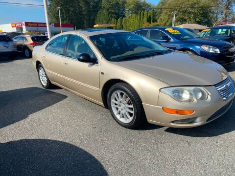 2001 Chrysler 300M for sale at Low Auto Sales in Sedro Woolley WA