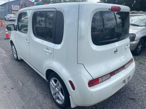 2009 Nissan cube for sale at Trocci's Auto Sales in West Pittsburg PA