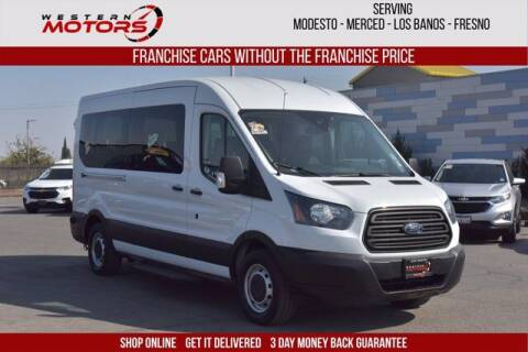2019 Ford Transit Passenger for sale at Choice Motors in Merced CA