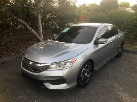 2016 Honda Accord for sale at North Coast Auto Group in Fallbrook CA