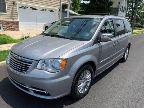 2015 Chrysler Town and Country for sale at Jordan Auto Group in Paterson NJ